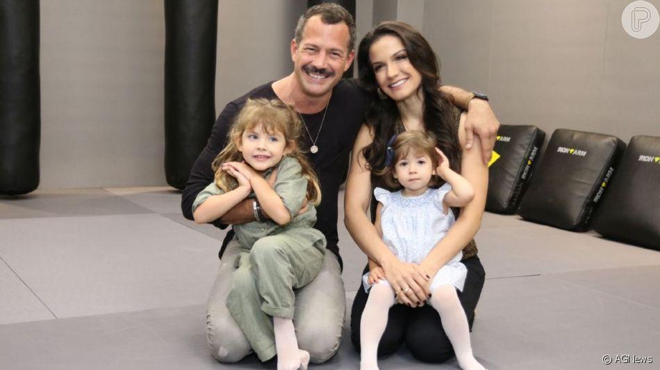 Malvino Salvador e Kyra Gracie vão se casar em Fernando de Noronha em outubro de 2019