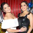 Mayla é irmã gêmea de Emilly Araújo, campeã do 'Big Brother Brasil 17'
