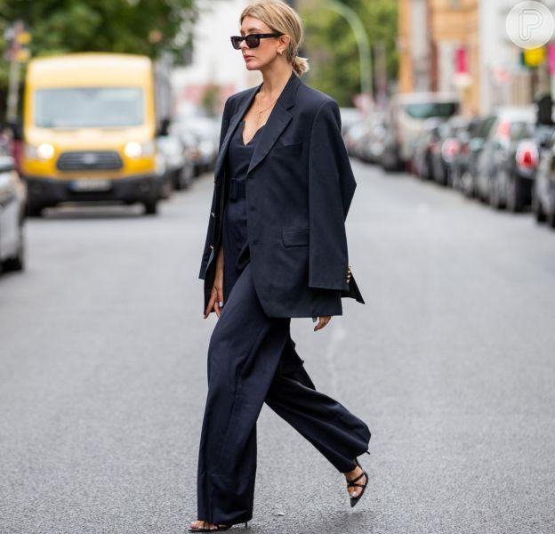 Os looks do street style das semanas de moda europeias
