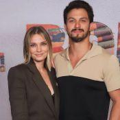 Romulo Estrela avalia ciúmes em casamento com empresária: 'Faz parte da relação'