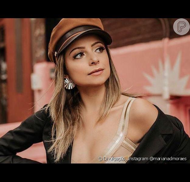 Expert em Moda Mariana de Moraes Sales Vieira mostra como deixar a lingerie aparente nos looks de forma estilosa
