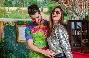 Alok planeja 5 filhos com Romana Novais após anúncio de gravidez: 'Casa cheia'