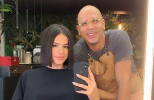 Cabelo novo, não! Bruna Marquezine explica ida ao cabeleireiro: 'Só acertei'