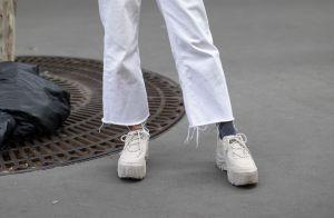 10 looks com chunky sneakers para você perder o preconceito com os tênis da vez