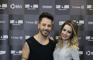 Emoção! Sandy e Júnior apresentam 'Nossa História' no Rio: '17 anos em um show'