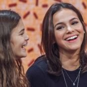 Irmã de Bruna Marquezine, Luana muda visual e atriz aprova: 'Linda'. Vídeo!