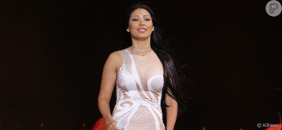 Simaria segue Luana Piovani nas redes sociais e divide opiniões na web