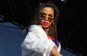 Anitta sofre extravio de mala, perde roupas de grifes e se irrita: 'Com ódio!'