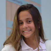 Myrella Victoria entrega reação de Jade após rapto em 'Topíssima':'Será esperta'