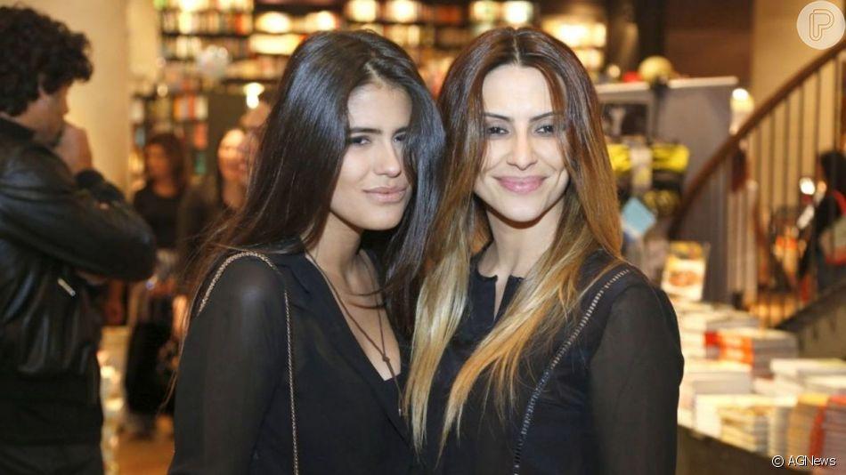 Cleo e Antonia Morais contaram ter sofrido com depressão e distúrbio alimentar durante entrevista ao 'Conversa com Bial': 'Pressão estética fortíssima'