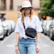 Biker jeans é tendência! Como usar e onde encontrar a bermuda ciclista da vez