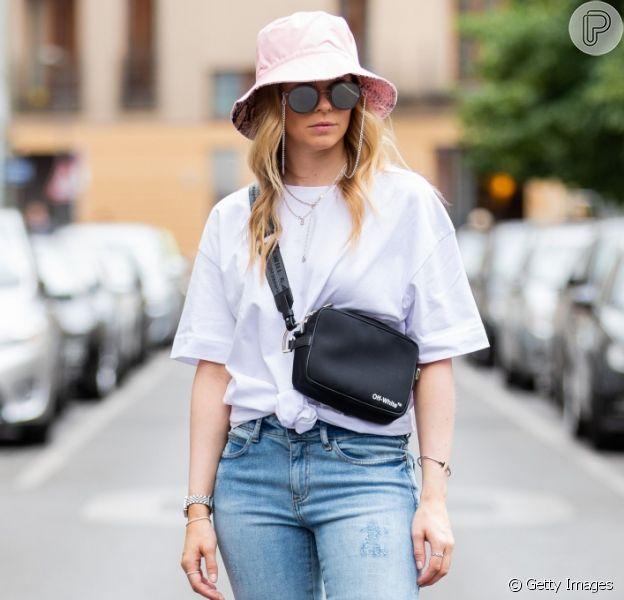 Biker shorts: bermuda jeans volta como tendência! Saiba onde encontrar a peça