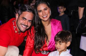 Marido de Simone tranquiliza fãs da cantora por ameaça de furacão: 'Um susto'