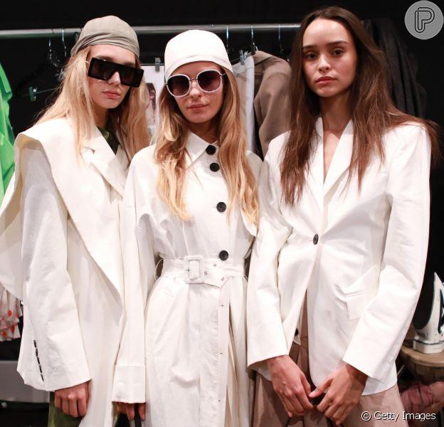 A Semana de Moda de Nova York começou cheia de tendências para o verão 2020!