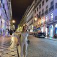 Giovanna Antonelli viajou para Portugal para participar do evento do iEmmy
