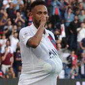 Neymar homenageia Carol Dantas em jogo e manda recado: 'Amo vocês'. Veja!