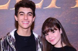Sophia Valverde e namorado, Lucas Burgatti, visitam o Pão de Açúcar. Vídeo!