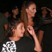 Filho de Ivete Sangalo dá aula de percussão em show e famosos se encantam: 'DNA'