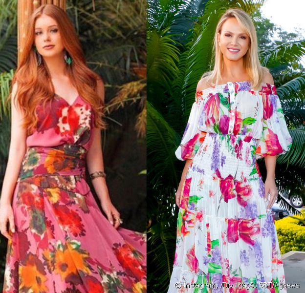 50 looks de famosas provam que vestido floral é uma trend democrática. Veja fotos na galeria deste domingo, dia 22 de setembro de 2019