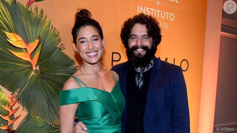 É menino! Giselle Itié anuncia gravidez de 1º filho com Guilherme Winter nesta sexta-feira, dia 20 de setembro de 2019