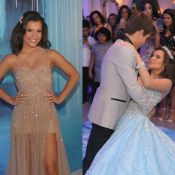 Gabriella Saraivah, de 'Éramos Seis', usa 3 vestidos em festa de 15 anos. Fotos!