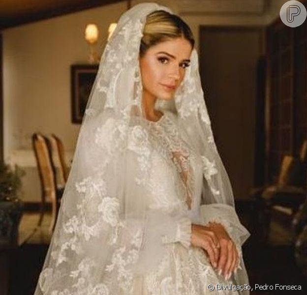 Thássia Naves e Artur Attie Akl se casaram neste sábado, 21 de setembro de 2019, em uma ceriônia em Uberlândia, Minas Gerais
