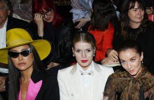 Sabrina Sato dá toque descontraído a look com chapéu amarelo em Milão. Fotos!