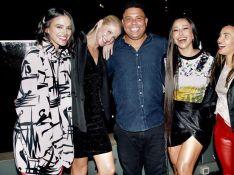 Bruna Marquezine e Sabrina Sato festejam 43 anos de Ronaldo em balada na Itália