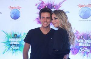 Beijos dos casais, filhos de famosos e tretas agitam 1ª parte do Rock In Rio