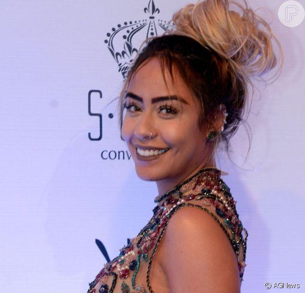 Irmã de Neymar, Rafaella Santos posta foto com cabelo ruivo nesta terça-feira, dia 01 de setembro de 2019