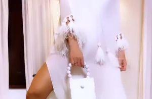 Zoe baladeira! Filha de Sabrina Sato usa lookinho glam em festa na Bahia