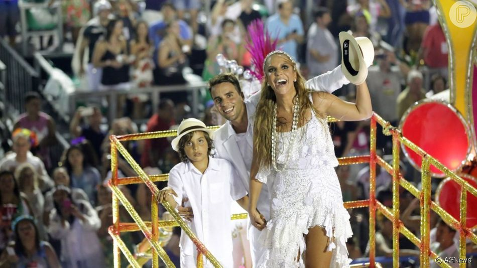 Ivete Sangalo se transformou em Mortícia para comemorar aniversário de 10 anos do filho mais velho, Marcelo: 'Festa horripilante'