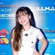 Sophia Valverde troca com frequência declarações de amor com o namorado, Lucas Burgatti