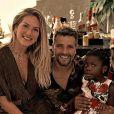 Giovanna Ewbank contou que já teve conversas com a filha, Títi, sobre racismo e adoção