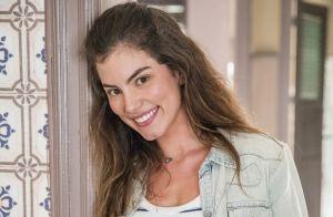 'A Dona do Pedaço': Rock beija Joana e transa com a jovem pela 1ª vez. 'Te amo'