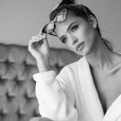 Noiva de Kaká, Carol Dias ganha elogios em ensaio de lingerie:'Beleza imaculada'