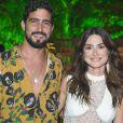 Renato Goés levanta rumor de gravidez de Thaila Ayala em lua de mel