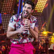 Noiva de Gabriel Diniz reúne músicas do cantor em homenagem de aniversário