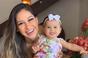 Festa de 1 ano da filha de Mayra Cardi tem cardápio sem glúten, lactose e açúcar