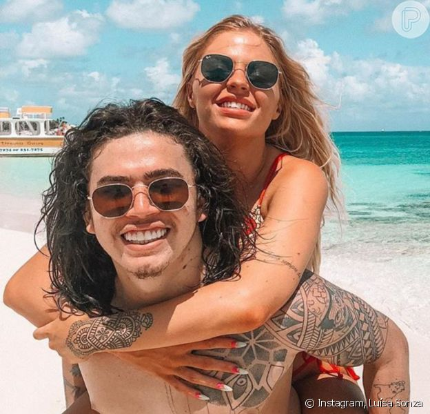 Luísa Sonza e Whindersson Nunes fazem viagem romântica e divertida para Alagoas