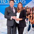 Silvio Santos não participa de programa na TV pela primeira vez neste sábado, dia 26 de outubro de 2019