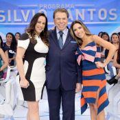 Silvio Santos falta Teleton e filhas assumem o programa: 'Nada planejado'