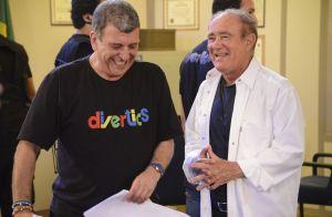 Luto! Morre aos 64 anos o diretor Jorge Fernando após parada cardíaca