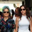 Nanda Costa e Lan Lanh se despediram de Jorge Fernando, nesta terça-feira, 29 de outubro de 2019