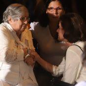 Claudia Raia, Xuxa e mais famosos dão adeus ao diretor Jorge Fernando em velório