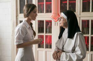 Final de 'A Dona do Pedaço': Fabiana volta para o convento depois de perder tudo