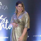 Marília Mendonça filma filho mexendo na barriga: 'Morrer de amor todos os dias'