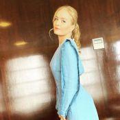 Animal print & look 'Elsa': os vestidos de Angélica em fim de semana de eventos