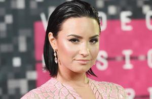 Demi Lovato ganha beijo e assume namoro com modelo Austin Wilson: 'Meu amor'