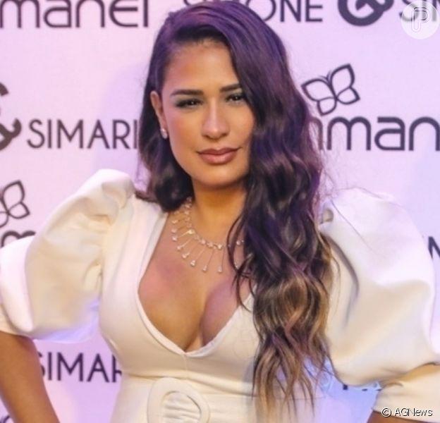 Simone estabelece meta de eliminar 13 kg em nova dieta: 'Quero perder para ficar legal, do jeito que eu vou ficar confortável'